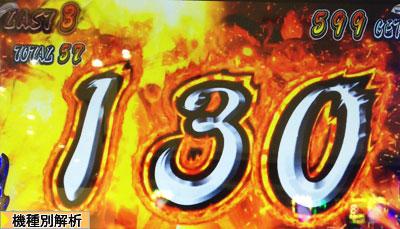 番長3 +130G
