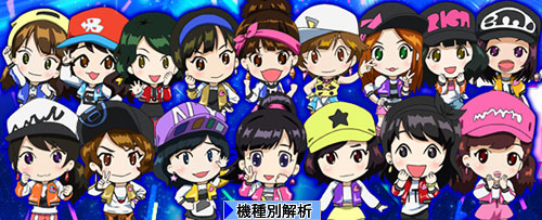AKB48チームサプライズキャラ