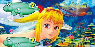 スーパー海物語IN沖縄4 マリンモード マリン&イルカリーチ