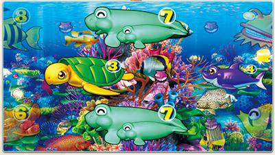 スーパー海物語IN沖縄4 海モード 珊瑚礁リーチ