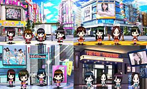 AKB48勝利 通常ステージ