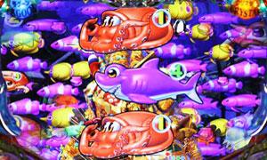 CR大海物語4 魚群予告