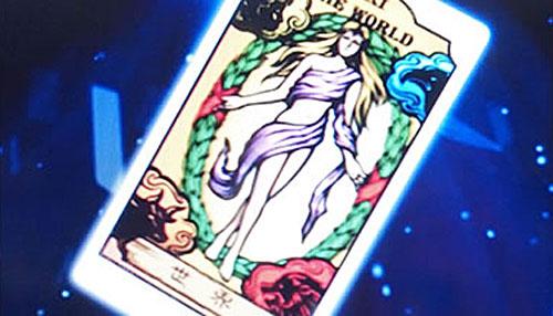 タロットエンペラー カード