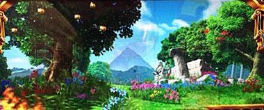 ヘスペリデスの園