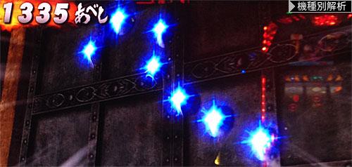 城門突破 北斗七星