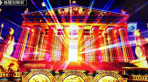 ミリオンゴッド凱旋 神殿ステージ