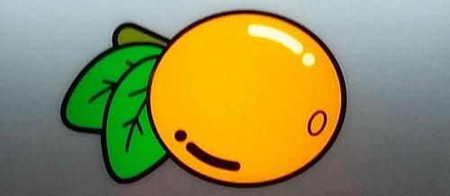 ゲッターマウス オレンジ