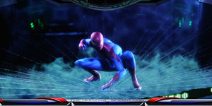 アメイジングスパイダーマン 前兆ステージ2