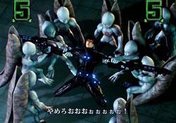 ぱちんこ GANTZ EXTRA VSチビ星人