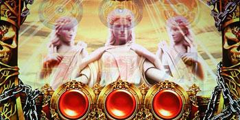 ハーデス2冥王 新演出 女神像