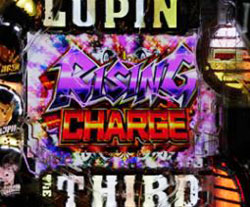 CRルパン三世LAST GOLD RISING CHARGE