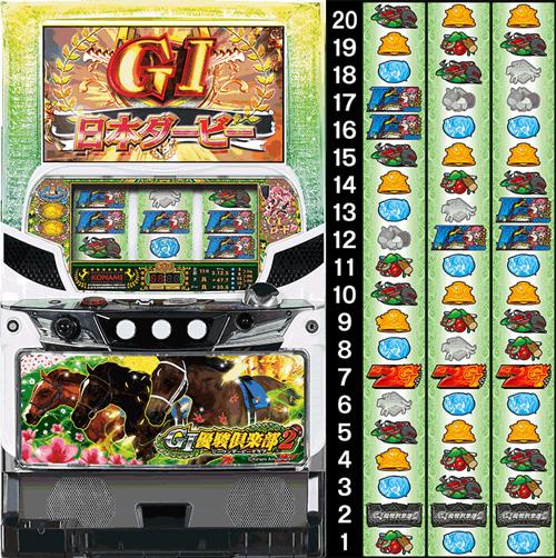 g1 優 駿 倶楽部 2